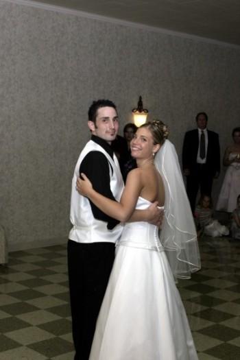 Adam and Stef Dancing